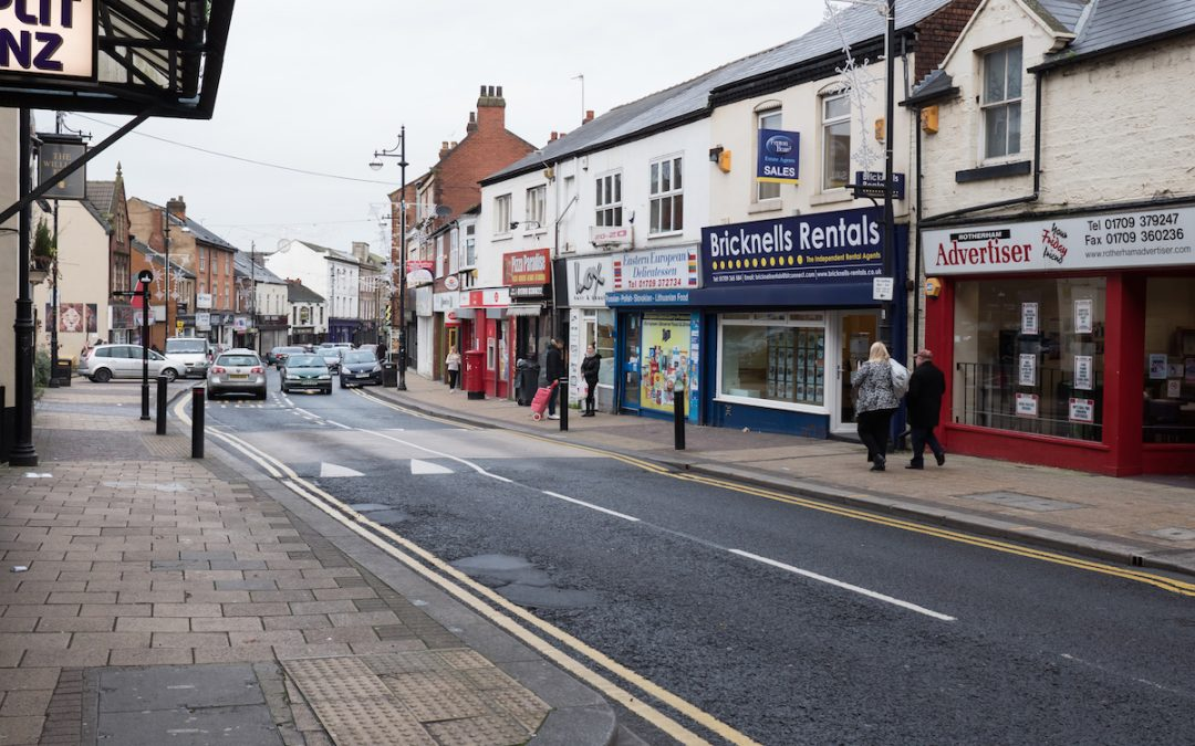 Only 768 Properties For Sale in Rotherham