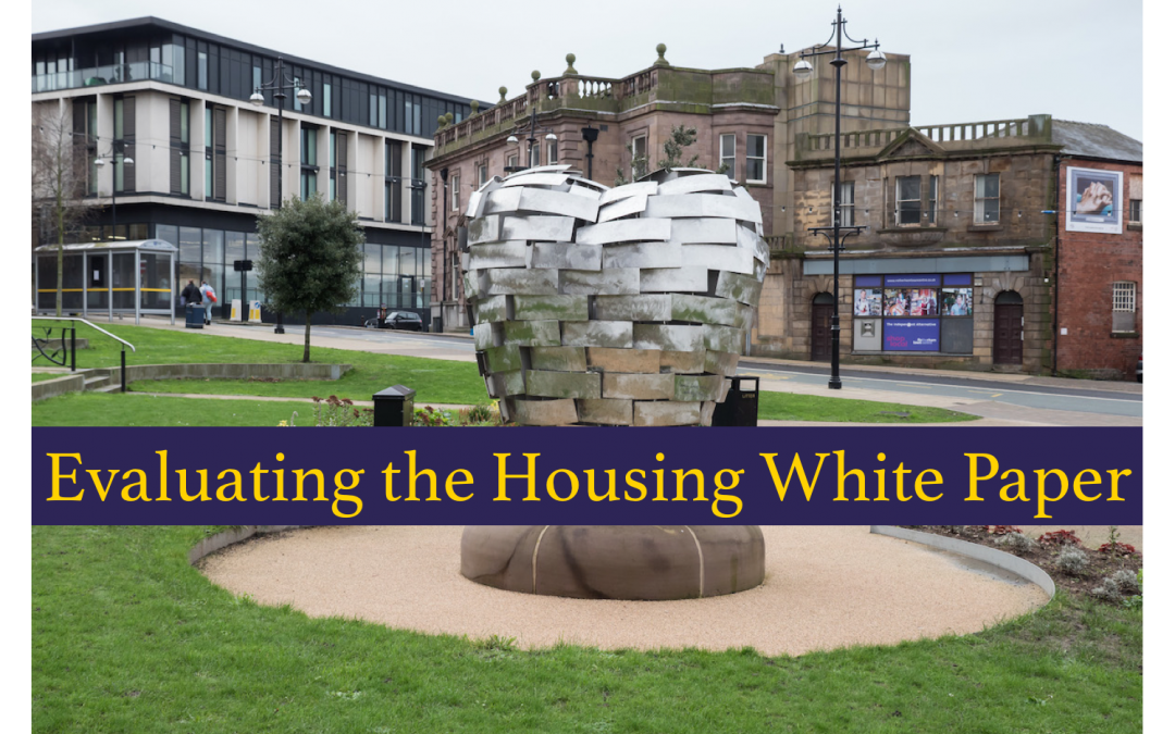 Evaluating the Housing White Paper: how will the Rotherham rental sector continue to evolve?