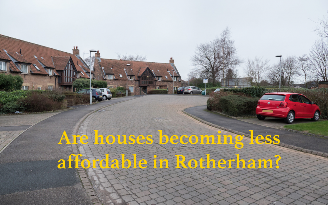 How affordable are properties in Rotherham?