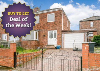 3 Bedroom Semi-Detached Blackthorn Avenue, Rotherham