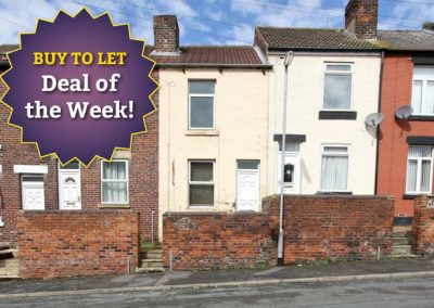 2 bedroom house for sale on Claremont Street, Rotherham