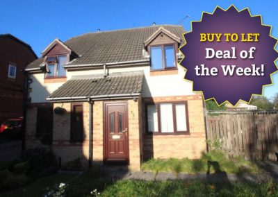 2 bedroom semi-detached property on Nether Field View, Rotherham