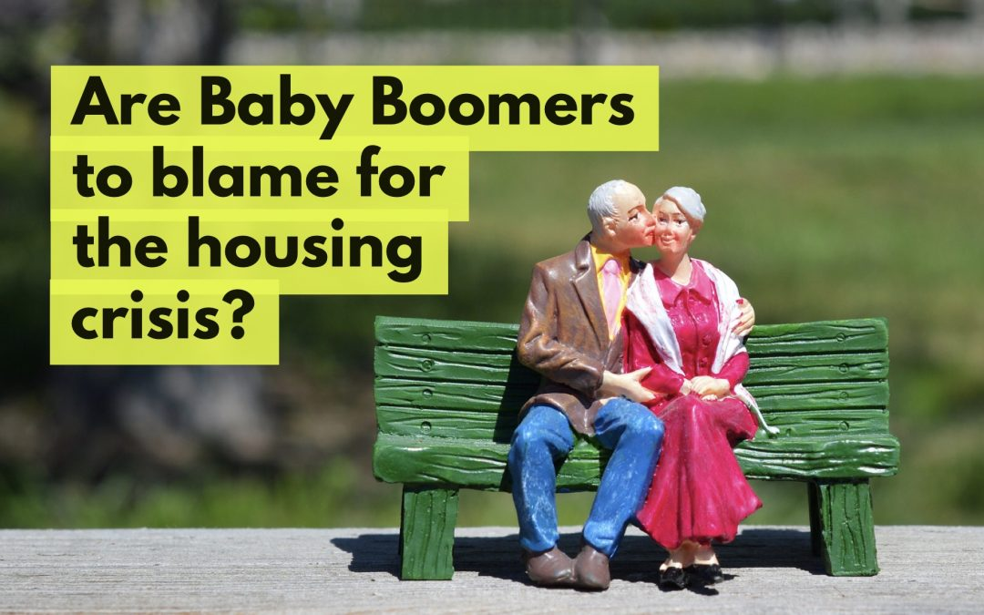 Are baby boomers to blame for the housing crisis?