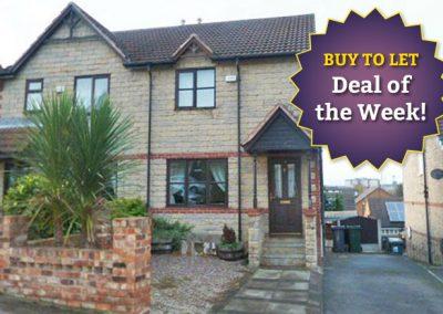 3 bedroom semi-detached house for sale on Appleton Close, Dalton