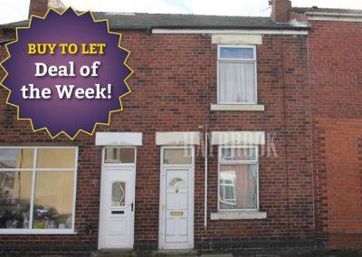 2 bedroom terraced house for sale on Kilnhurst Road, Rawmarsh