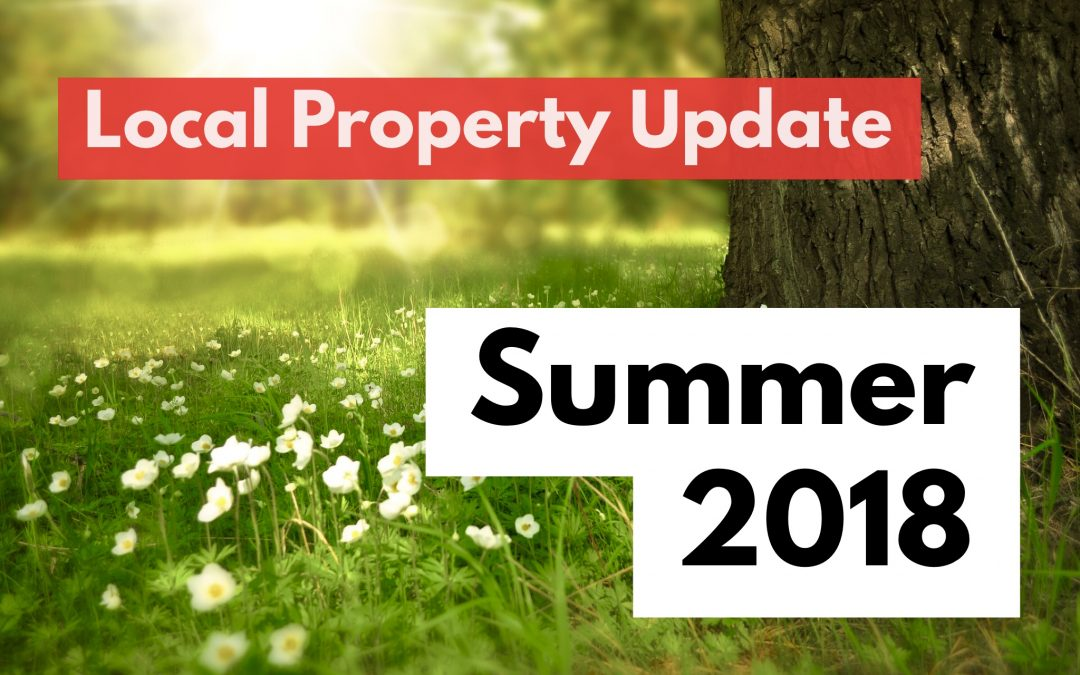 What's going on in the Rotherham Property Market? (A Summer 2018 Update)